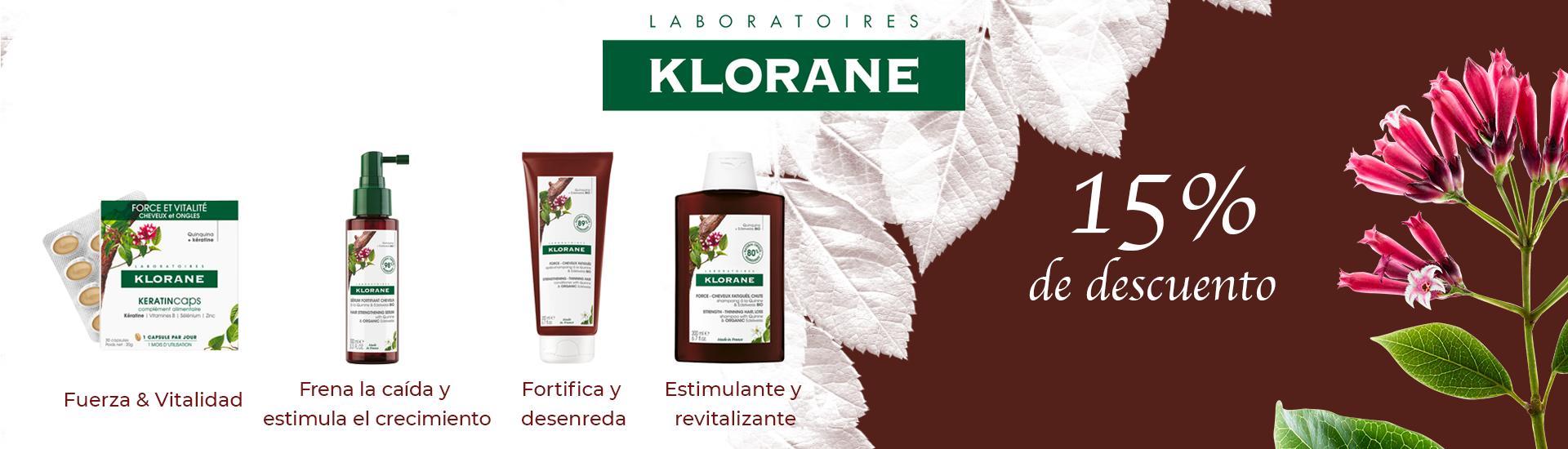 Promocion Klorane15